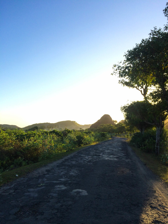 a rough road ahead